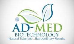 Mẫu Logo Ad-Med Biotechnology.