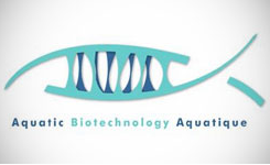 Mẫu Logo Aquatic Biotechnology
