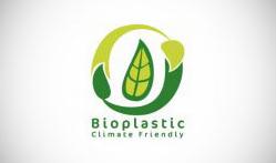 Mẫu Logo Bioplastic.