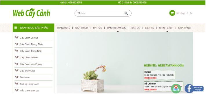 Webcaycanh.com.