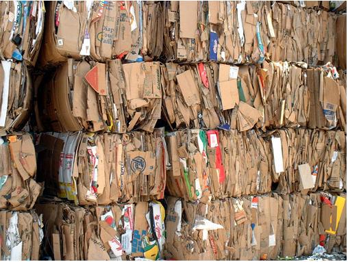 Cách sử dụng giấy tái chế