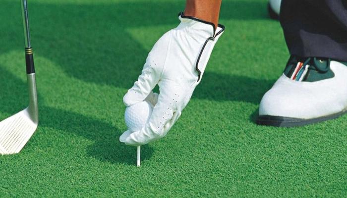 Kinh nghiệm chọn mua cỏ nhân tạo sân golf